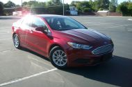 2017 Ford Fusion Low 37K/Miles $9888.00